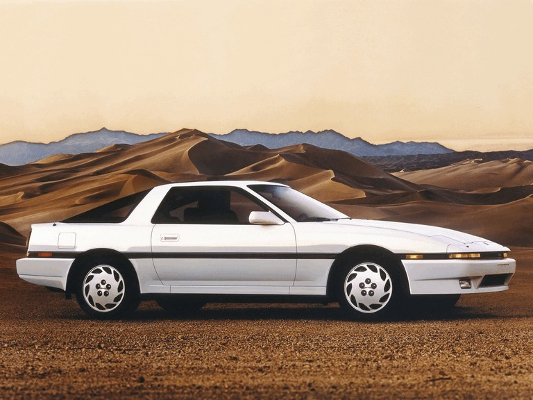 1986 Toyota Supra ( MA70 ) 3.0 sports liftback - USA version 373009