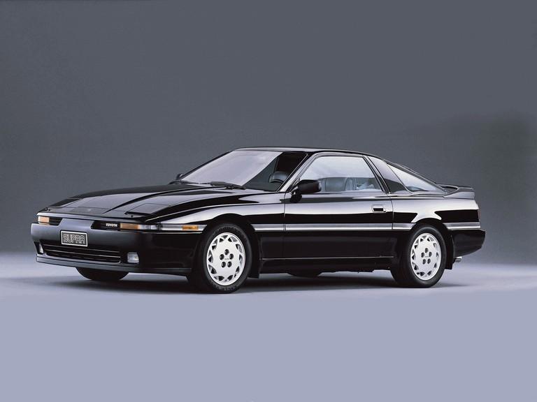 1989 Toyota Supra ( MA70 ) 3.0 Turbo Sports Liftback - USA version 373259