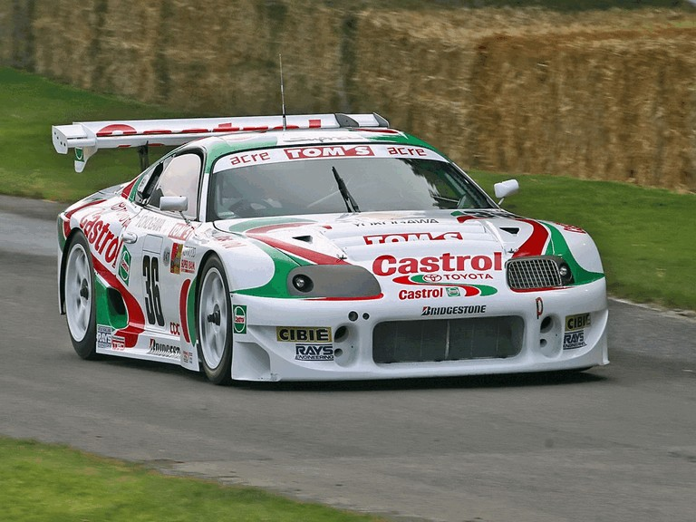 1997 Toyota Supra GT500 by Toms 373260