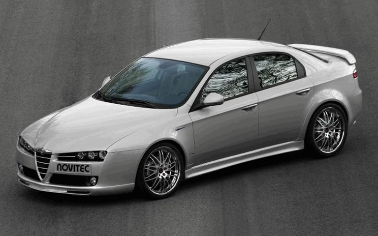 2007 Alfa Romeo 159 JTDm by Novitec 216490