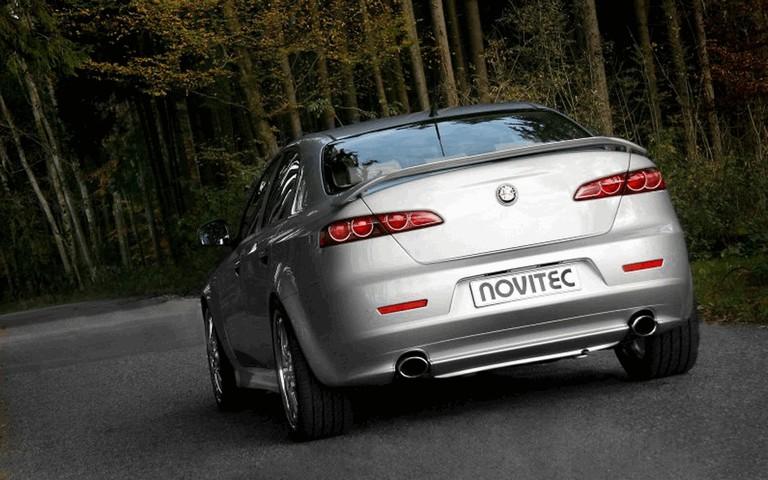 2007 Alfa Romeo 159 JTDm by Novitec 216493