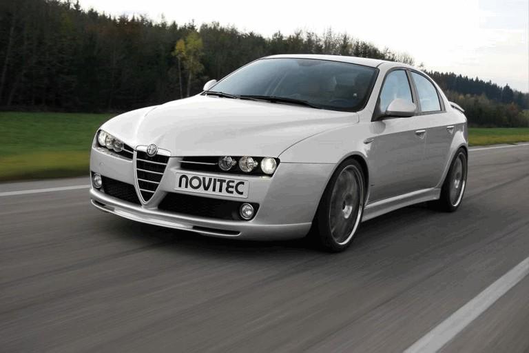 2007 Alfa Romeo 159 JTDm by Novitec 216498