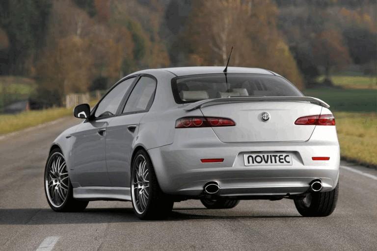 2007 Alfa Romeo 159 JTDm by Novitec 216506