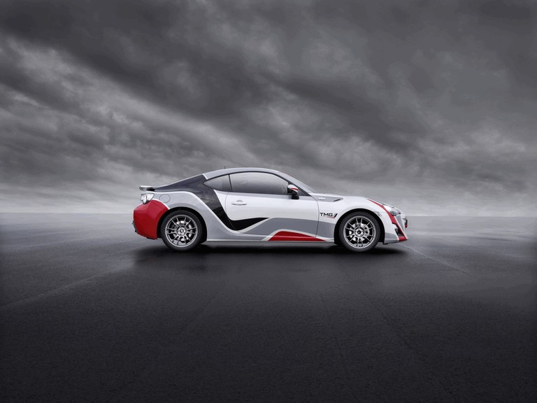 2012 Toyota GT86 CS-V3 by TMG 373268