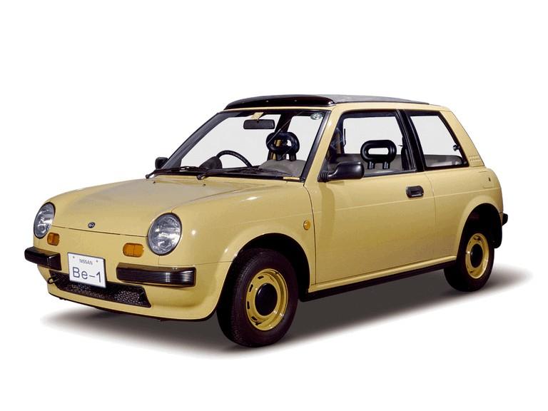 1987 Nissan Be-1 ( BK10 ) 373332
