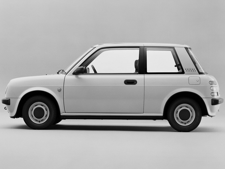 1987 Nissan Be-1 ( BK10 ) 373336