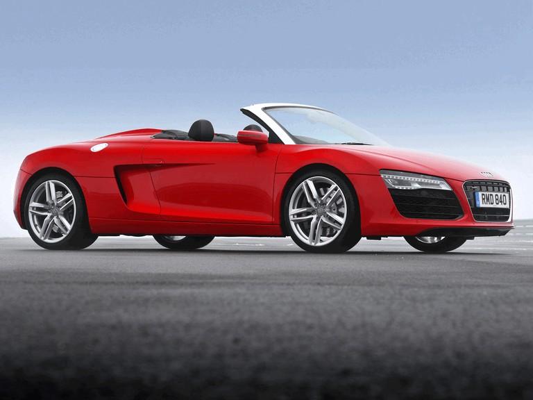 2013 Audi R8 spyder - UK version 373465