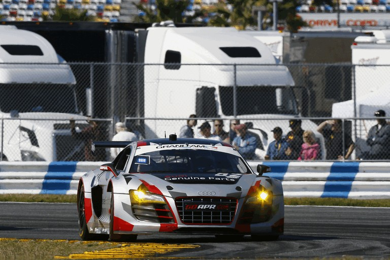 2013 Audi R8 Grand-Am - 24 hour at Daytona 373491