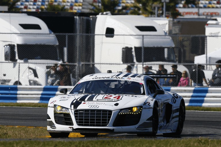 2013 Audi R8 Grand-Am - 24 hour at Daytona 373492