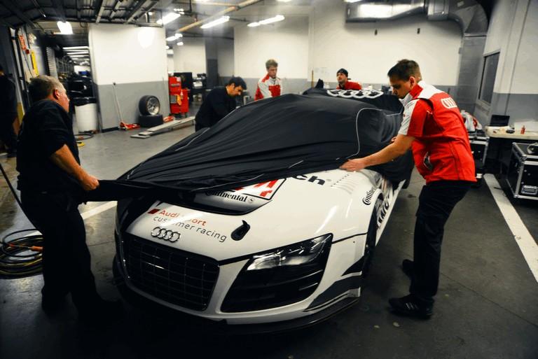 2013 Audi R8 Grand-Am - 24 hour at Daytona 373517