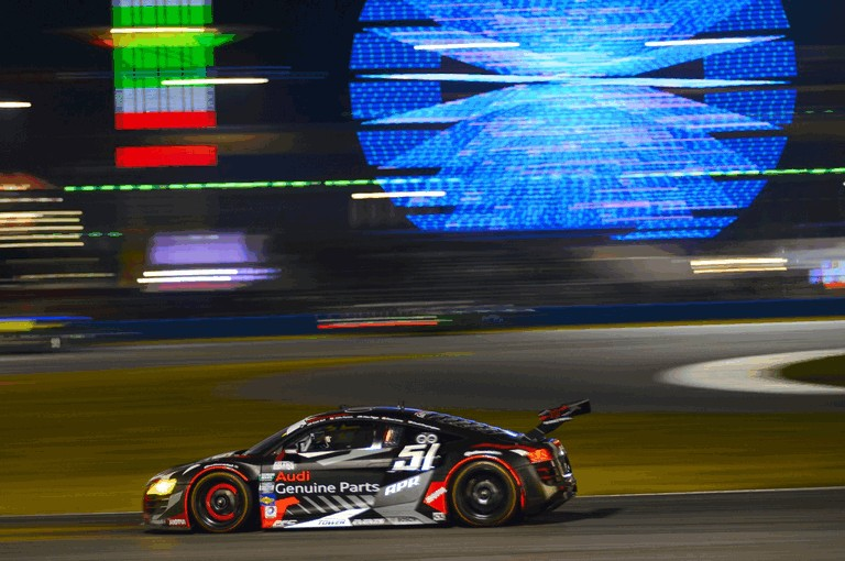 2013 Audi R8 Grand-Am - 24 hour at Daytona 373600