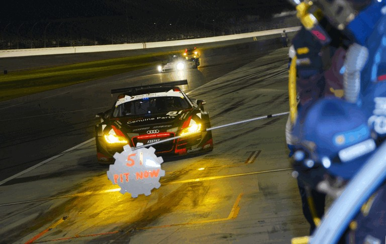 2013 Audi R8 Grand-Am - 24 hour at Daytona 373609