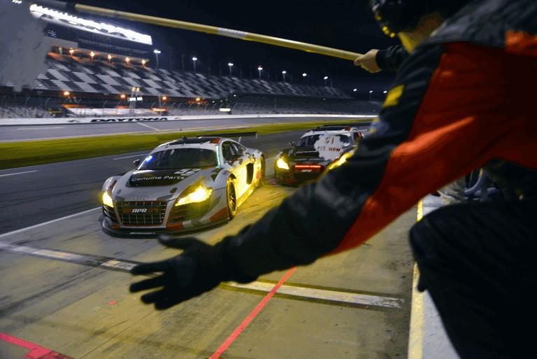 2013 Audi R8 Grand-Am - 24 hour at Daytona 373613
