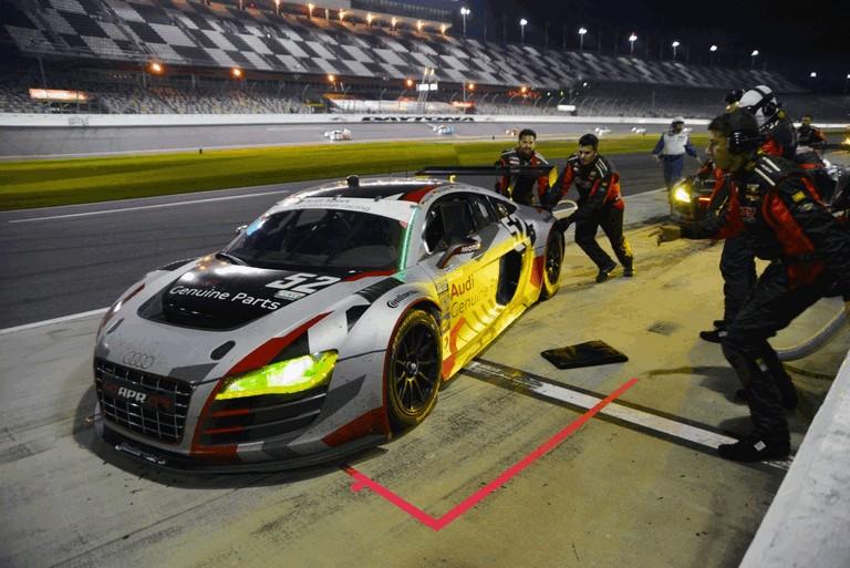 2013 Audi R8 Grand-Am - 24 hour at Daytona 373615