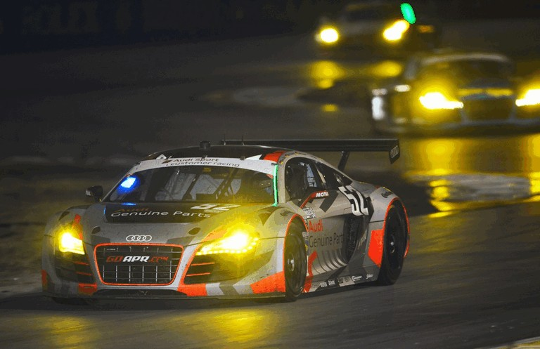 2013 Audi R8 Grand-Am - 24 hour at Daytona 373617