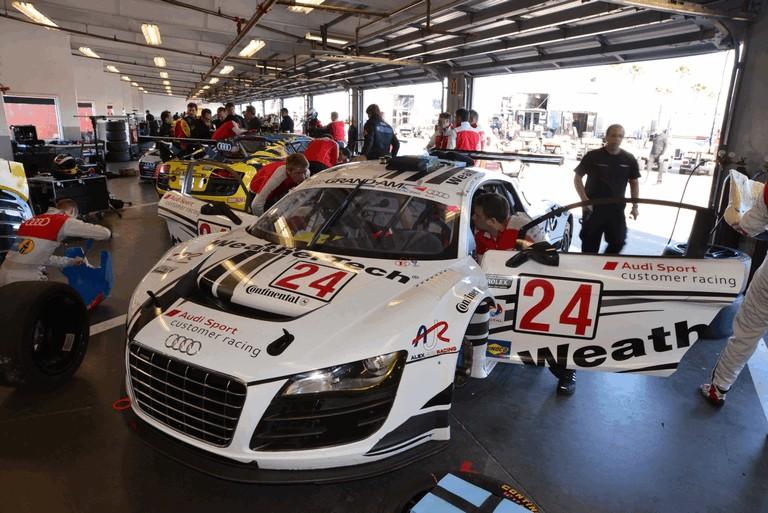 2013 Audi R8 Grand-Am - 24 hour at Daytona 373636