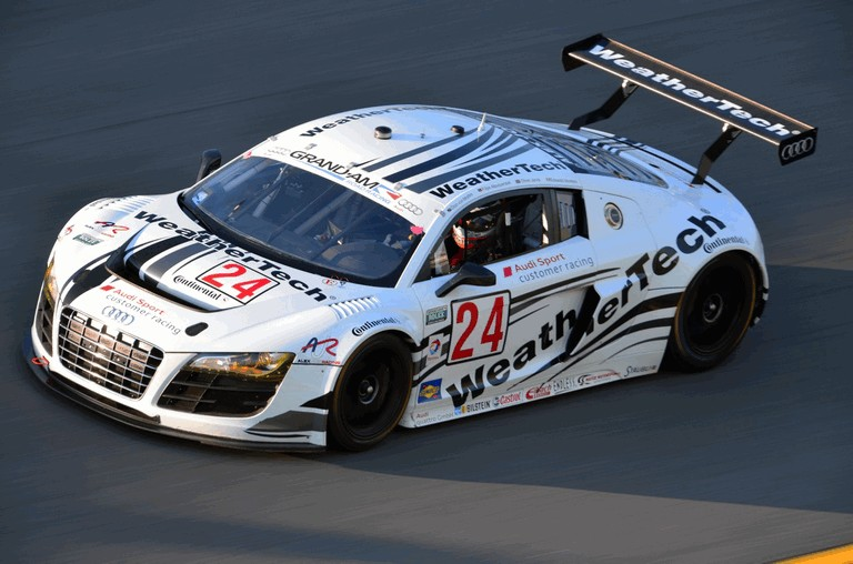 2013 Audi R8 Grand-Am - 24 hour at Daytona 373638