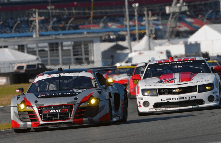 2013 Audi R8 Grand-Am - 24 hour at Daytona 373650