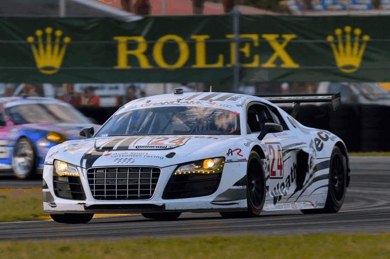 2013 Audi R8 Grand-Am - 24 hour at Daytona 373659