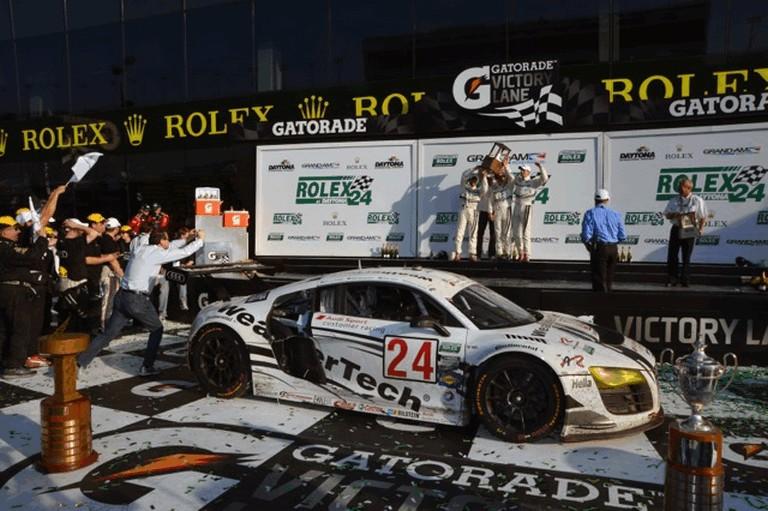 2013 Audi R8 Grand-Am - 24 hour at Daytona 373669