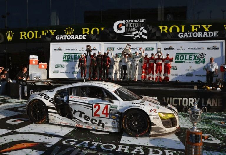 2013 Audi R8 Grand-Am - 24 hour at Daytona 373670