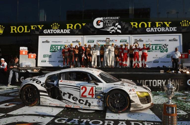 2013 Audi R8 Grand-Am - 24 hour at Daytona 373671