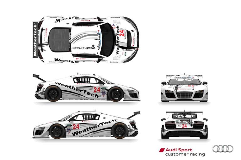 2013 Audi R8 Grand-Am - 24 hour at Daytona 373681