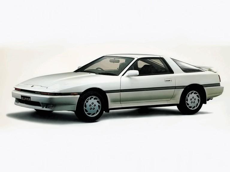 1987 Toyota Supra ( MA70 ) 3.0 GT Turbo Limited 374022