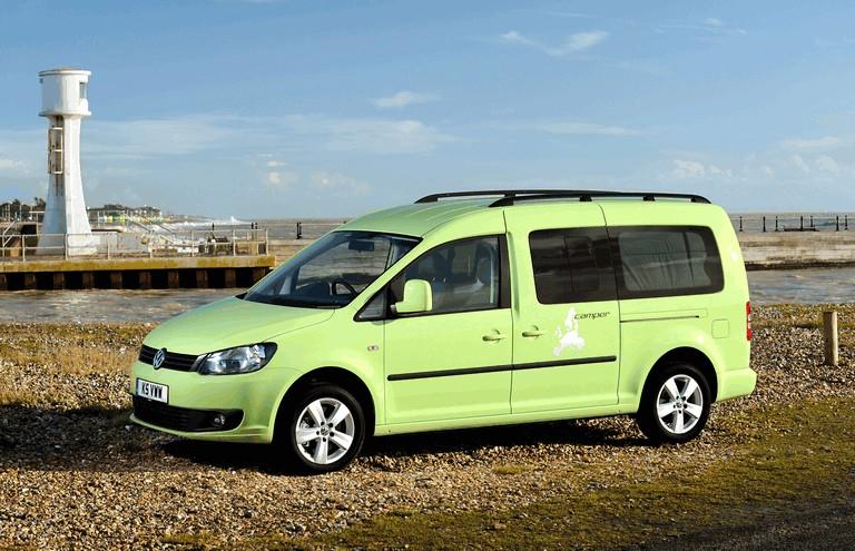 2013 Volkswagen Caddy Camper 2.0 TDI BlueMotion - UK version 374432