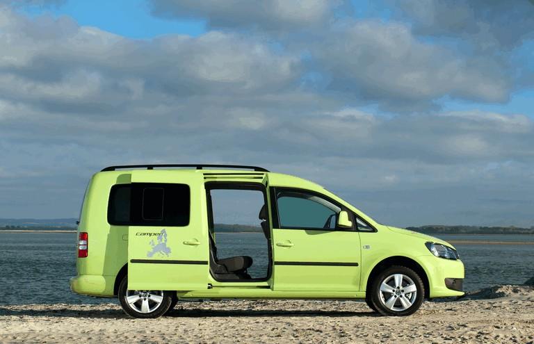 2013 Volkswagen Caddy Camper 2.0 TDI BlueMotion - UK version 374436