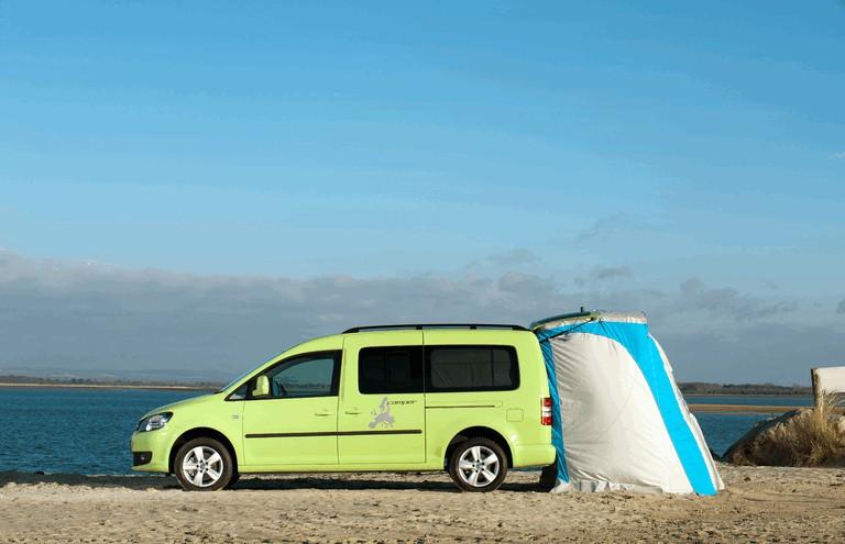 2013 Volkswagen Caddy Camper 2.0 TDI BlueMotion - UK version 374438