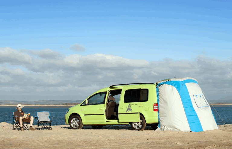 2013 Volkswagen Caddy Camper 2.0 TDI BlueMotion - UK version 374439