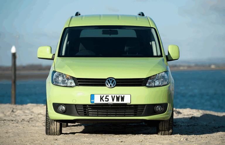 2013 Volkswagen Caddy Camper 2.0 TDI BlueMotion - UK version 374442