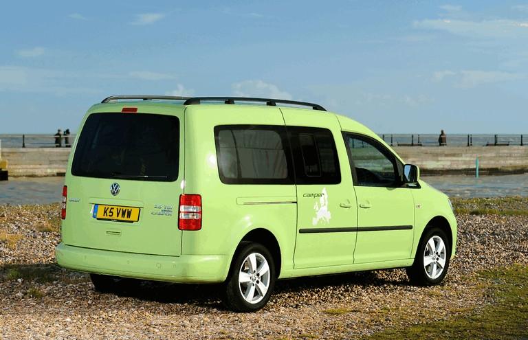 2013 Volkswagen Caddy Camper 2.0 TDI BlueMotion - UK version 374443