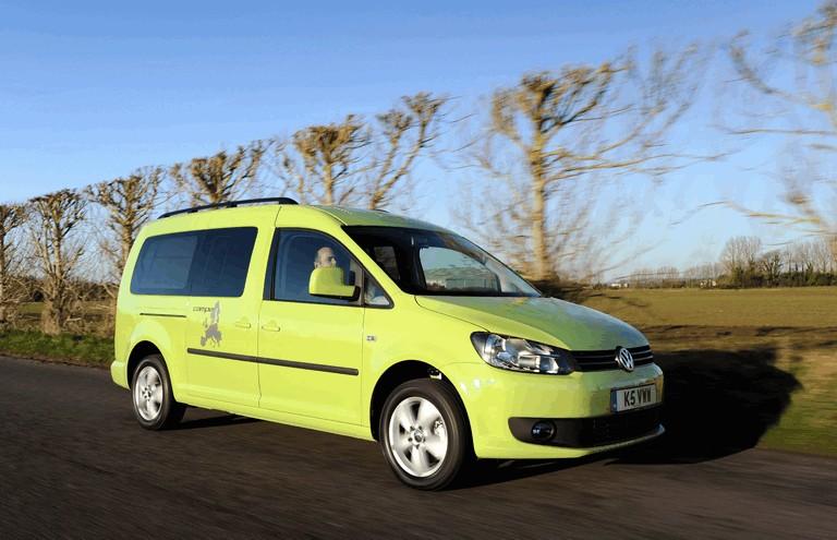 2013 Volkswagen Caddy Camper 2.0 TDI BlueMotion - UK version 374445