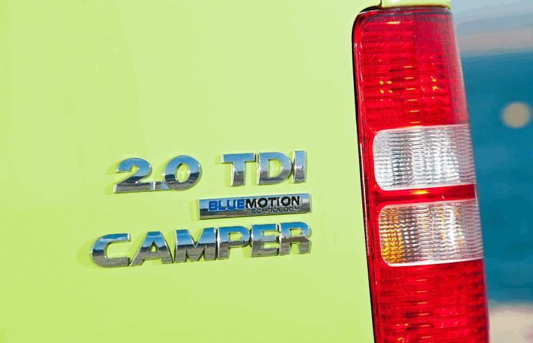 2013 Volkswagen Caddy Camper 2.0 TDI BlueMotion - UK version 374449