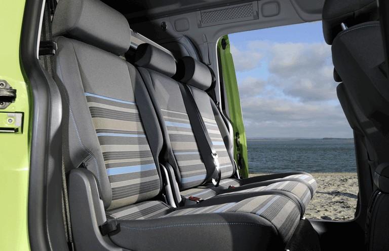 2013 Volkswagen Caddy Camper 2.0 TDI BlueMotion - UK version 374450