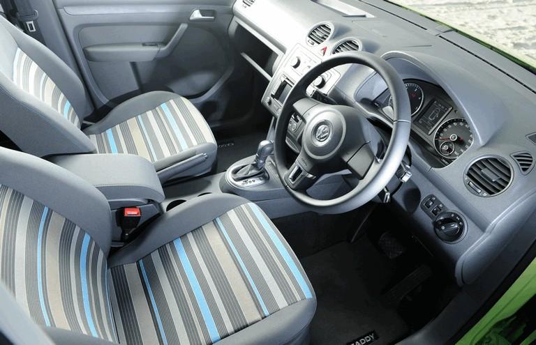 2013 Volkswagen Caddy Camper 2.0 TDI BlueMotion - UK version 374452