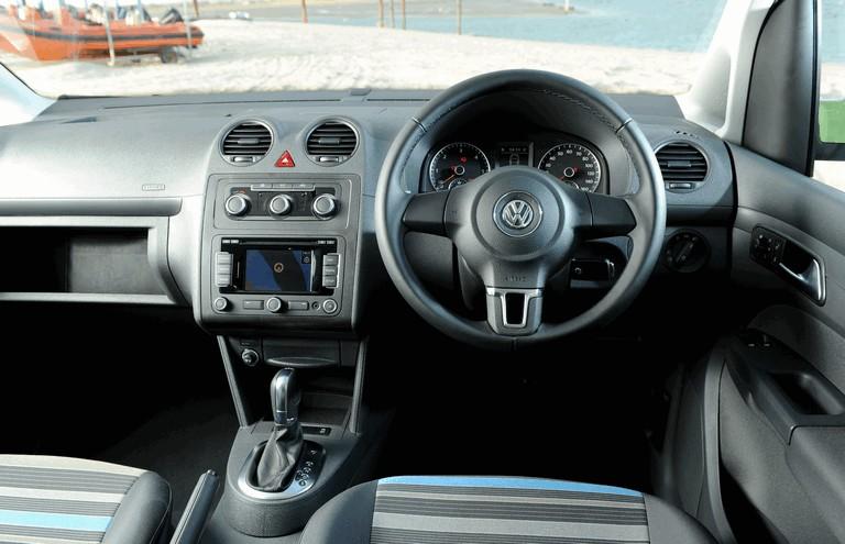 2013 Volkswagen Caddy Camper 2.0 TDI BlueMotion - UK version 374453
