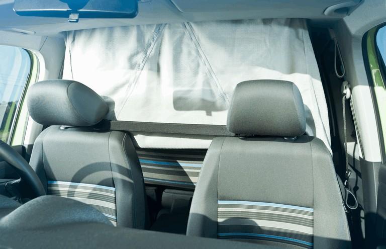 2013 Volkswagen Caddy Camper 2.0 TDI BlueMotion - UK version 374455
