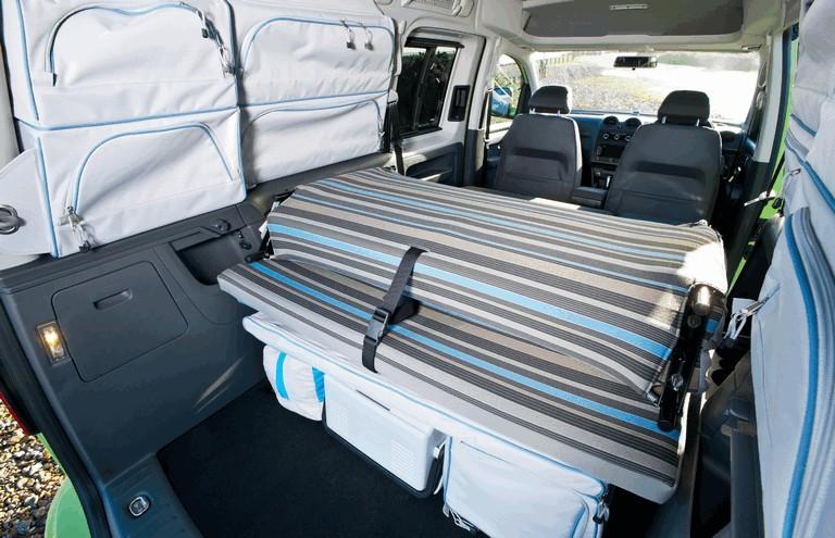 2013 Volkswagen Caddy Camper 2.0 TDI BlueMotion - UK version 374456