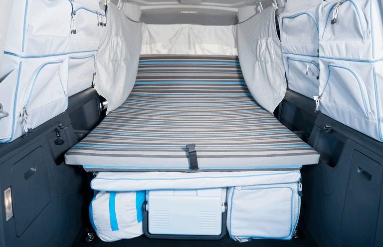 2013 Volkswagen Caddy Camper 2.0 TDI BlueMotion - UK version 374458