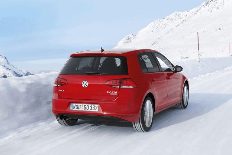 2013 Volkswagen Golf ( VII ) 4Motion 374499
