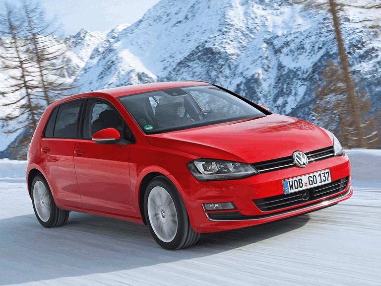 2013 Volkswagen Golf ( VII ) 4Motion 374503