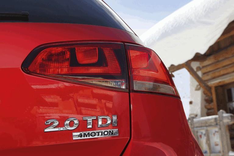 2013 Volkswagen Golf ( VII ) 4Motion 374508