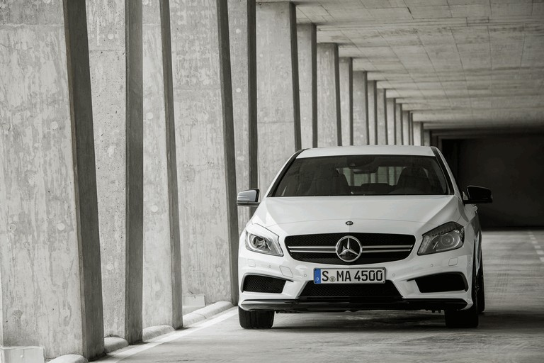 2013 Mercedes Benz A45 W176 Amg Free High Resolution Car Images