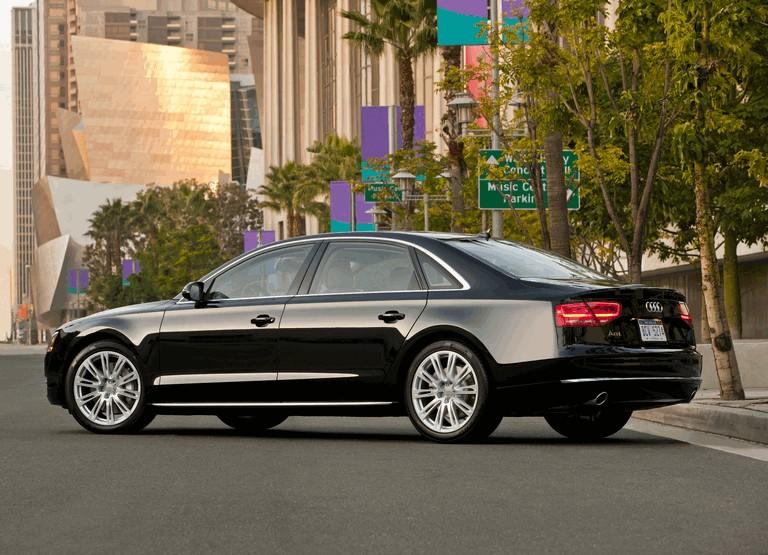 2013 Audi A8 L 3.0T - USA version 374734