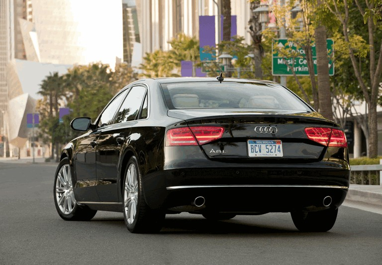 2013 Audi A8 L 3.0T - USA version 374740