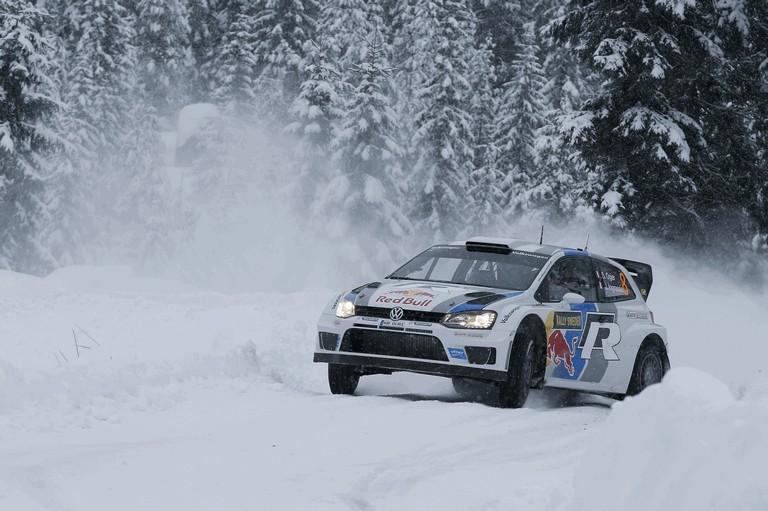 2013 Volkswagen Polo R WRC - Sweden 374981