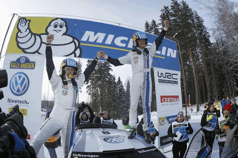 2013 Volkswagen Polo R WRC - Sweden 374989